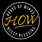 House of Wing Logo